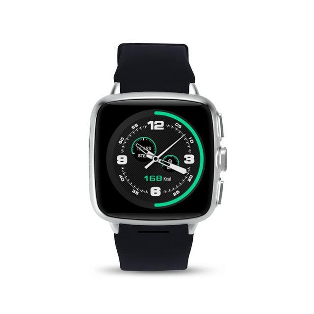 Z01 smart watch Android 5.1 метель 3 Г smartwatch 5-МП КАМЕРОЙ heart rate monitor Шагомер WIFI GPS релох inteligente часы pk x01s