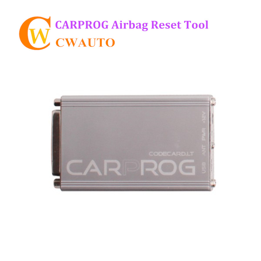Carprog Full V10.05 with 21 Adapters Airbag Reset Dashboard EEPROM Car Radio Repair Tool new arrival airbag resetter for audi vw airbag reset tool free shipping