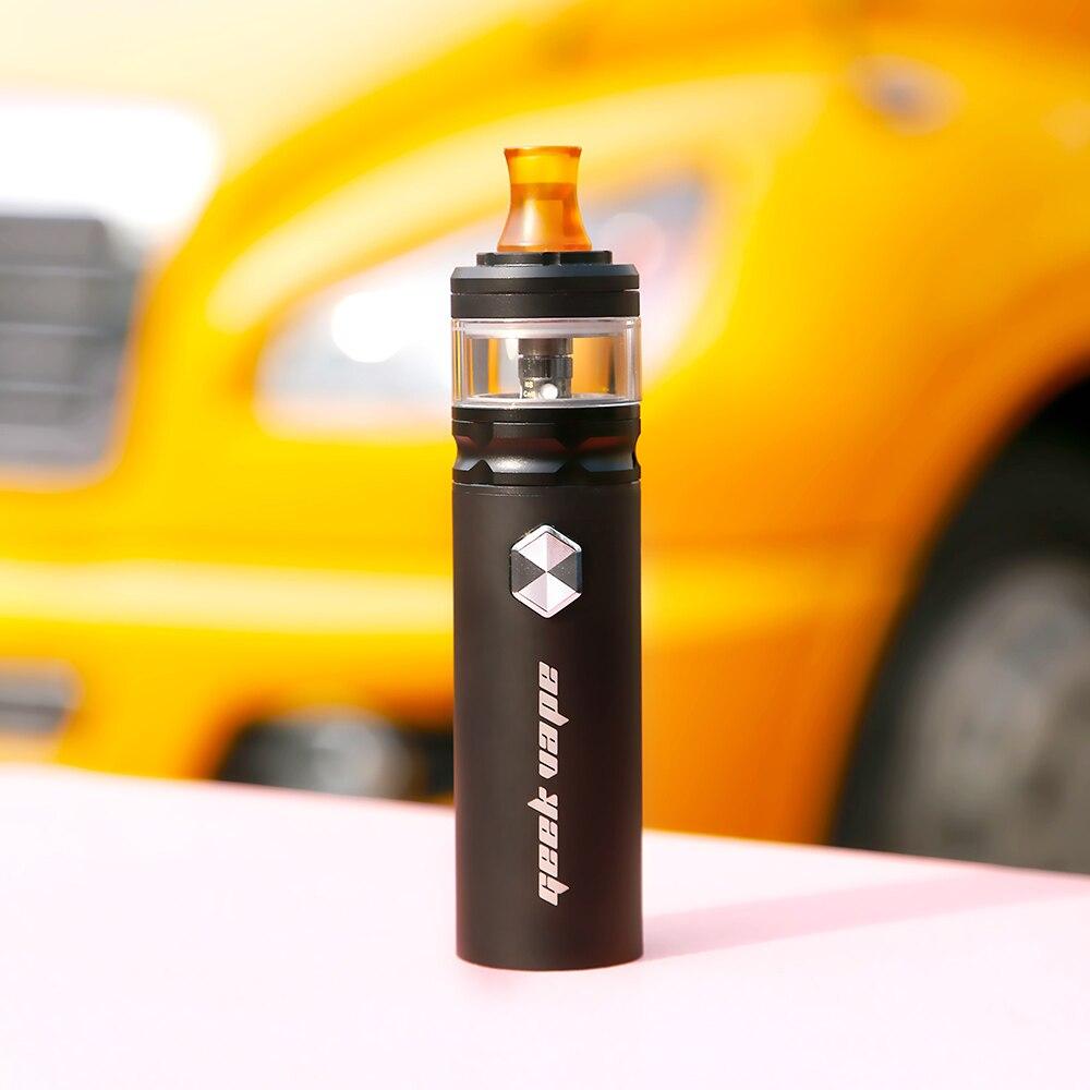 Livraison Cadeau 10 pc NS Bobine! D'origine Geekvape Silex Kit avec Built-In 1000 mah Batterie & 2 ml Silex Subohm Réservoir D'e-cig Vaporisateur Stylo kit - 5
