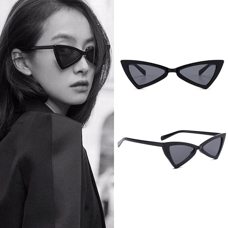4353212842 SOJOS 2018 New Fashion Triangle Cat Eye Sunglasses For Women Vintage  Butterfly Sun Glasses brand designer