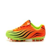Tiebao K1017 Professional Kids' Outdoor Football Boots, TPU Racing Soccer Boots, Training Football Shoes.