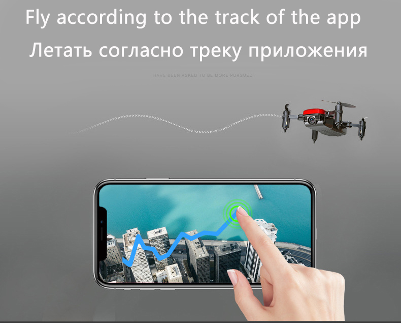 Wireless Quadcopter RC HD Camera Drones for Wide Angle Video Shooting 4