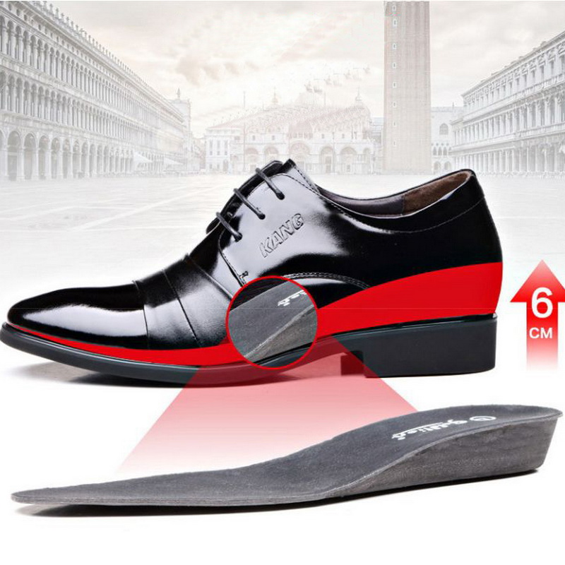 Men's Leather Shoes 2018 New England Leather Shoes Business Leather - Men's Shoes - Photo 5