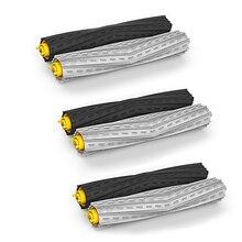 цена на 3set/6pcs Tangle-Free Debris Extractor Brush for iRobot Roomba 800 Series 870 880 980 Vacuum Cleaner replacement