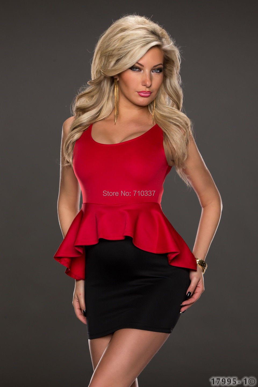 XL OL Bodycon Dress