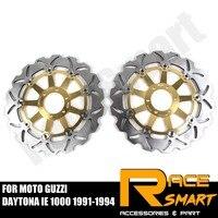 Мотоцикл передняя тормозные диски для Yamaha XJR 400 1995 1996 1997 1998 1999 2000 XJR 400 XJR400 ФЗР 600 1989