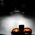 Nao motocicleta h4 bombilla del faro led flasher lámpara motos para ktm exc cafe racer harley 32 W 3000LM 12 V HS1 Súper Ligero # M3S