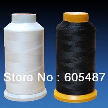 Free shipping 100% nylon V69 T70 bonded sewing thread 210D/3 for Shoes,leathers,