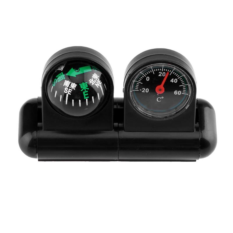 vodool cars vehicles navigation compass ball thermometer. Black Bedroom Furniture Sets. Home Design Ideas