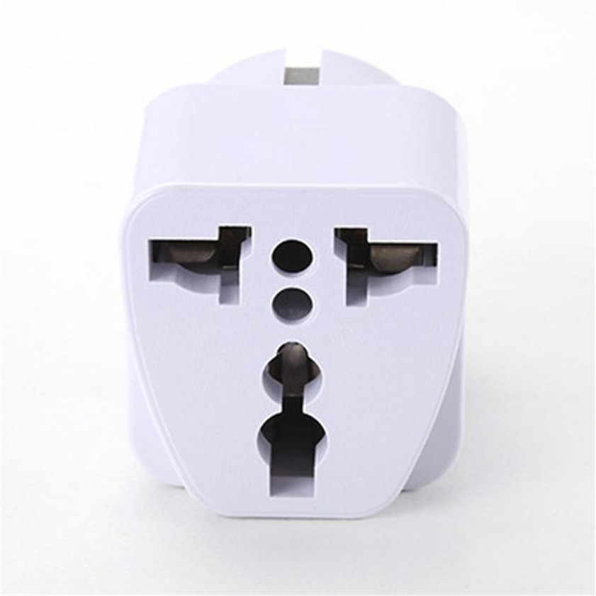 High Quality   Universal UK US AU to EU AC Power Plug Travel Charger Adapter Outlet Converter