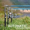 Обновленная самоподъемная Удочка FRP для морской рыбалки 2 1 м  2 4 м  2 7 м  спиннинг  телескопическая Автоматическая Удочка  уличные рыболовные ...