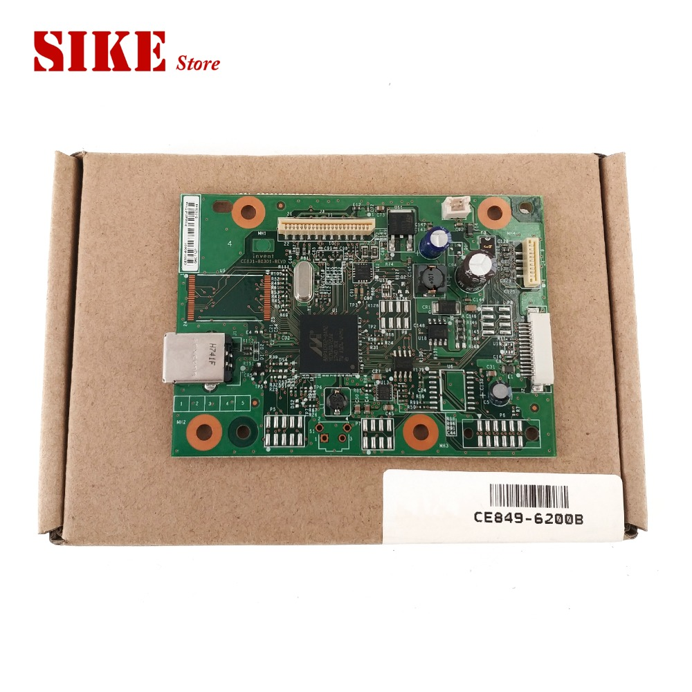 2PCS/Lot New Original CE831-60001 Logic Main Board Use For HP M1132 M1136 1132 1136 MFP Formatter Board Mainboard free shipping 2pcs lot kb926qf d3 offen use laptop p 100% new original