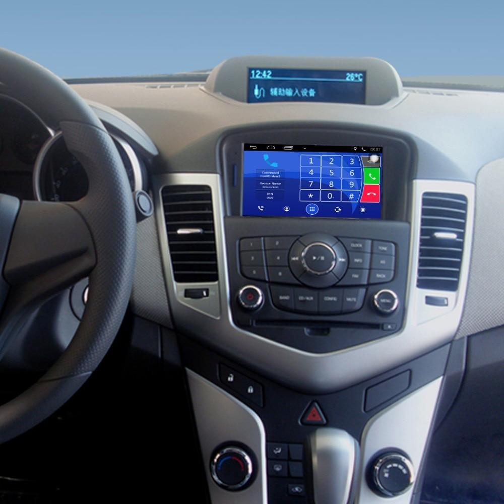 Upgraded Original Car Radio Player Suit to Chevrolet Cruze Car Video