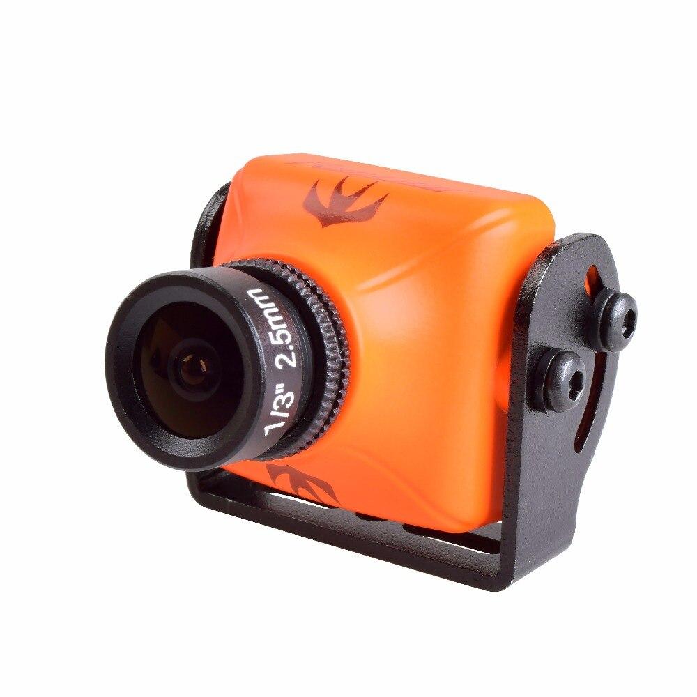 все цены на  RunCam Swift 2 FPV 600TVL Camera 2.1mm / 2.3mm / 2.5mm Lens OSD with IR Blocked NTS PAL for RC Quadcopter Multicopter  онлайн