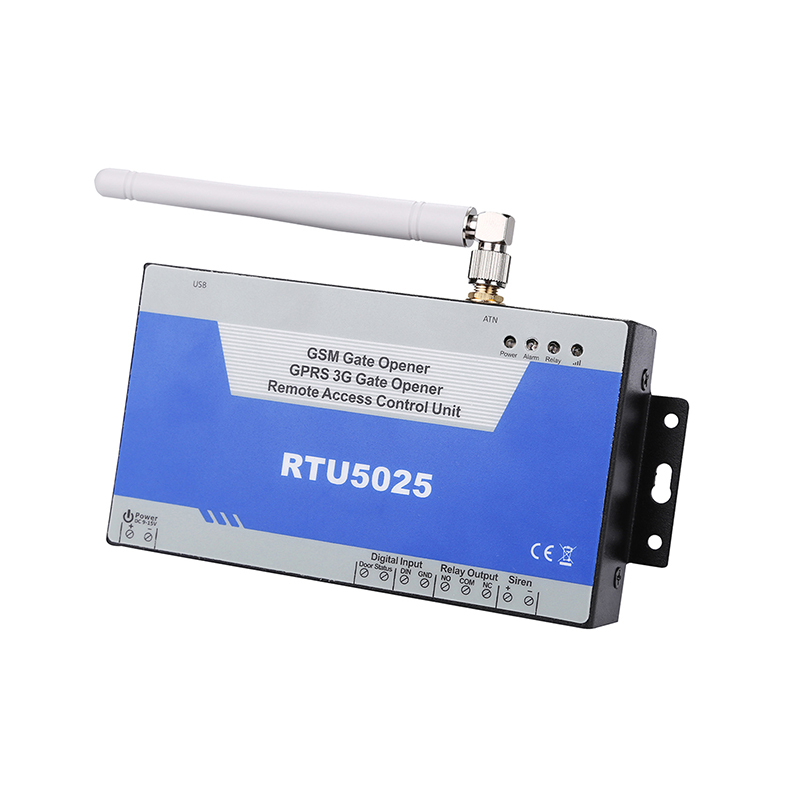 GSM Gate Opener RTU5025 3G Garage Door Open Remote Controller Quad Band GPRS Access Control 3G Gate Opener free shipping electronic water level controller atc60a03 gprs rtu controller