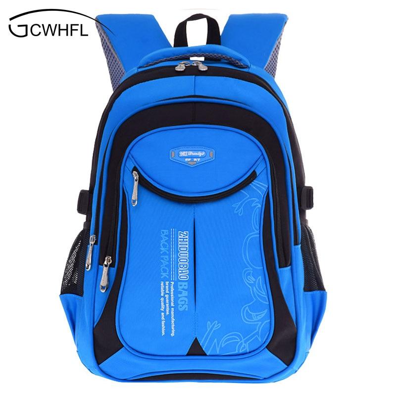 New 2017 Fashion Bags High Quality Children School Bags Backpacks Brand  Design Teenagers Best Students Travel Backpack Rucksacks aa6c4909da26d