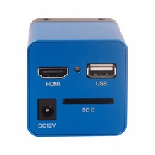 AmScope Supplies  720p HDMI Digital Camera with 1080p Snap for Standalone Imag