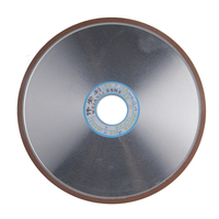 200 10 32 4mm Diamond Grinding Wheel 150 180 240 320 Grits Flat Grinding Wheels Power