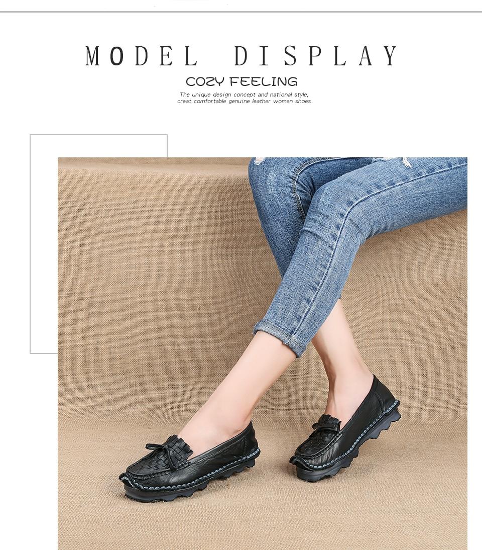 LEIT Chaussures Femmes Chaussures Fines Travail Professionnel Hôtel Wedge Fond Mou,B,35