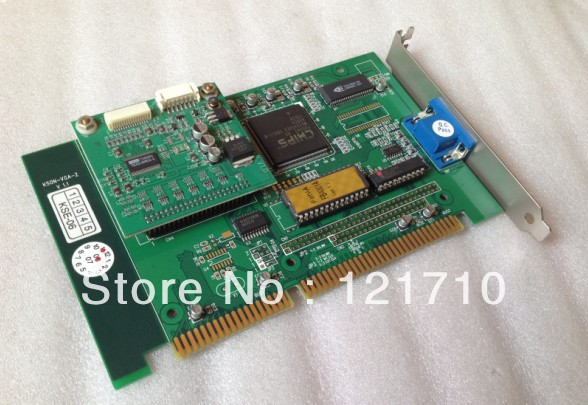 Industrial board THS-2005 ISA interface LCD display cards KSON-VGA-2 V 1.1Industrial board THS-2005 ISA interface LCD display cards KSON-VGA-2 V 1.1