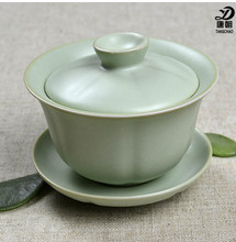 Large teacup  The Ru kiln celadon traditional China free-shipping ceramic classical size porcelain