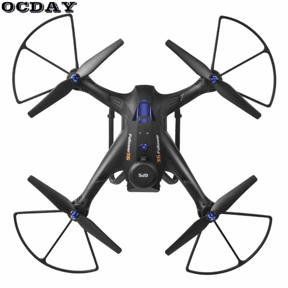 X183S RC Drone avec 1080 P 5G Caméra Brushless Moteur Sans Tête Mode Maintien D'altitude Un Retour Key Télécommande GPS Quadrocopter