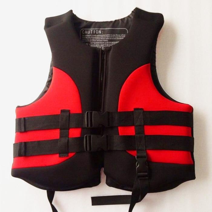 5 color 7 size fishing vest life jacket for men and women for Women s fishing vest