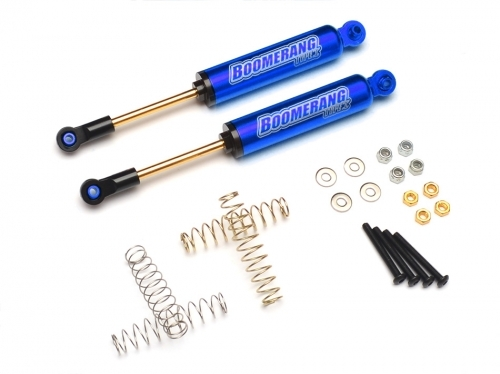 1 PAIR Boom RACING Boomerang I Type Built-in Spring Avoid Damping BRSI 0120B Shock absorber For RC car free shipping
