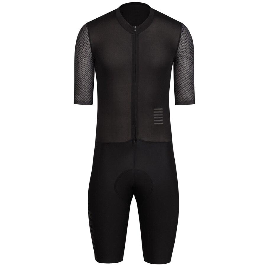 Haute qualité nouveau 2018 plus Style Pro cyclisme Skinsuit hommes Triathlon Sportwear route cyclisme vêtements Ropa De Ciclismo XT-070