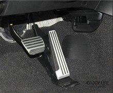 2 шт. Топливного Газа Тормозная Педаль Pad Обложка Отделка Для Infiniti Q50 Q70 QX50 QX60 QX70 Q60 Q70L Автомобиля аксессуары