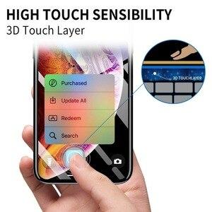 Image 3 - ZRSE [3 Pack] Ausgeglichenes Glas schirm schutz schützender Glas für iPhone X iPhone XS iPhone XS Max XR 11 Pro Max 5 6 S 7 8 Plus