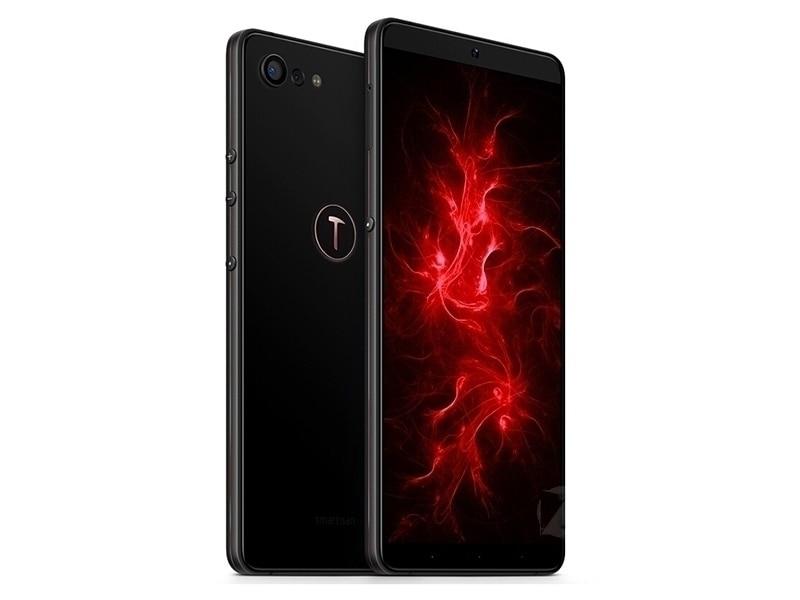Смартфон Smartisan Nut Pro 2S, разблокированный оригинальный смартфон 6,01 дюйма, 6 ГБ ОЗУ 128 ГБ, две SIM-карты, сканер отпечатка пальца, двойная задняя ка...