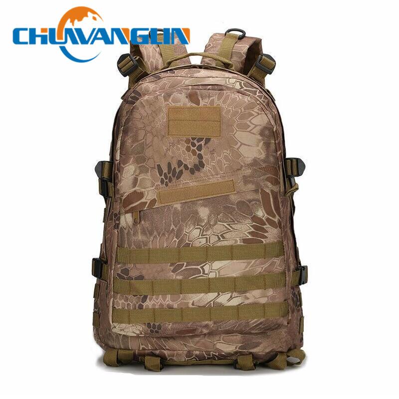 Prix pour Chuwanglin Hommes de sac à dos Multi-fonction 3 P camouflage 40L Étanche mâle sac à dos sac d'ordinateur portable de voyage scolaire ZDD9122