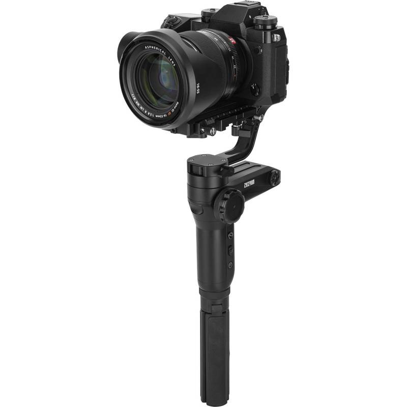 Zhiyun WEEBILL LAB 3 Axis Handheld Gimbal Wireless Image Transmission for Mirrorless Camera DSLRs Handheld Stabilizer Gimbals new xiaomi mi consumer camera handheld gimbal 3 axis brushless gimbals stabilizer operation time 16 hours for mijia mini sports