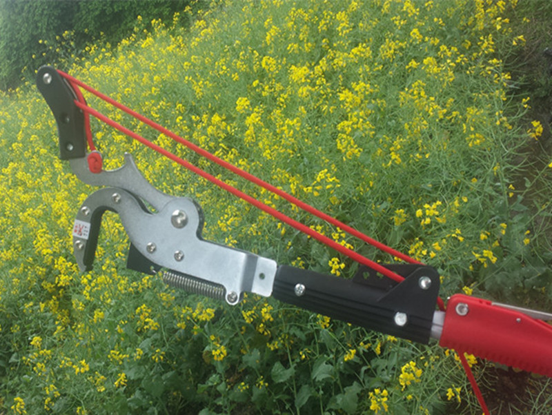 The New Straight Cut 4 Round Pruning Shear High Altitude Garden  Tools(Scissors + Saw + Rope Without Rod)