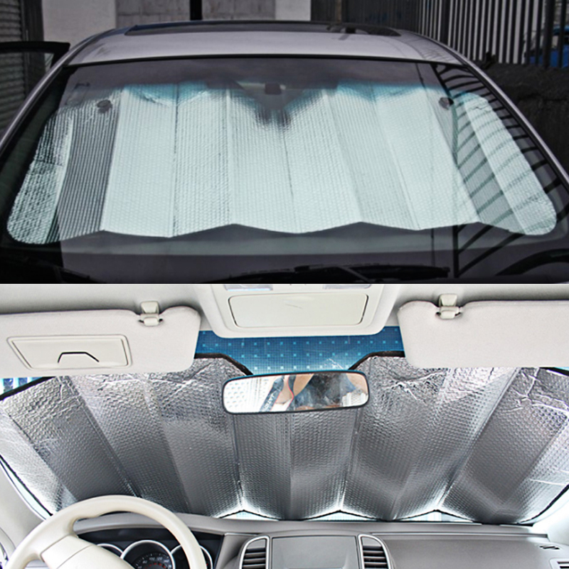 140 70cm Back Front Rear Car Windshield Sunshade Window Sun Shade Sunshade Visor Film For Car Window Auto Accessories Shade For Cars Shades Auto From Kirralee 6 26 Dhgate Com