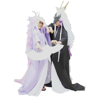 Natsume Yuujinchou natsume takashi cosplay costume full set (costume+mask+wig+hair accessory)any size