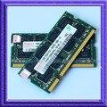 Hynix 4 GB 2x2 GB DDR2-800 PC2-6400S DDR2 800 Mhz 200pin Memória Portátil Módulo Notebook SODIMM pc2 6400 800 MHZ 4G RAM Livre grátis