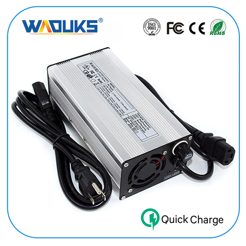 54 6V 6A e bike battery lithium Charger 13S li io battery lithium Charger for e
