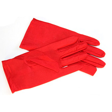 Wedding Bride Workplace Safety Supplies Safety Gloves Wedding Etiquette Working Gloves Antiskid For Finger Protection WA792