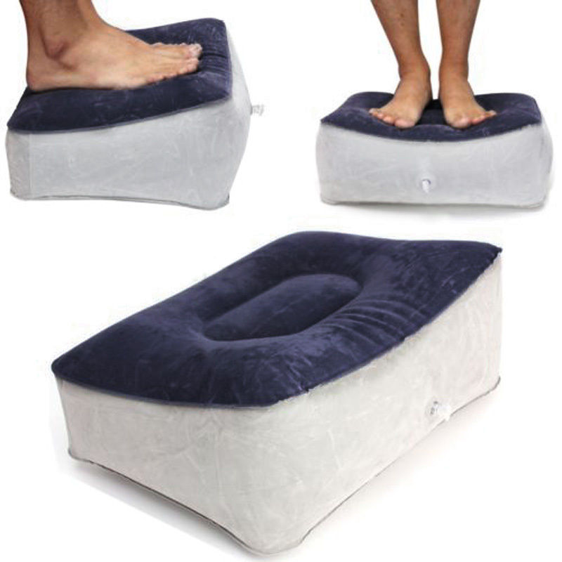 Foot Rests For Living Room The plush padding of this round