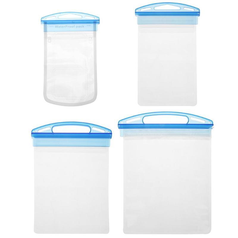 Universal Clear Swimming Waterproof Phone Case Bag Underwater Cover Pouch Waterproof Bags Pvc Bag
