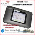 Wholesale Original 150Mbps Sierra Wireless Aircard 771S LTE 4G Mobile Hotspot Support LTE FDD 1900/2500MHz And TDD 2600MHz
