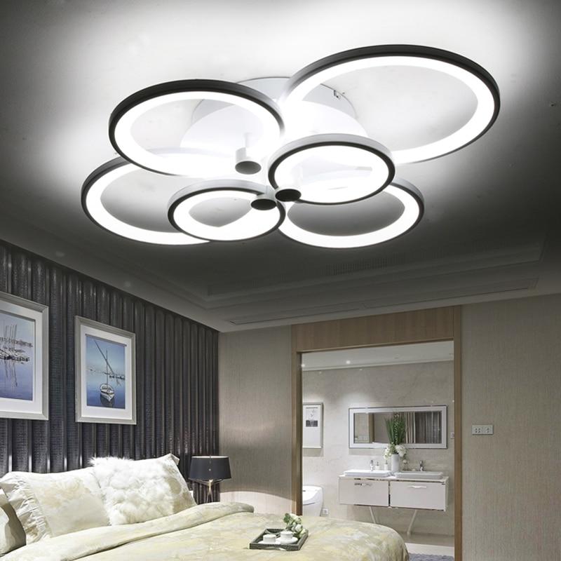 Dimmen + Fernbedienung Wohnzimmer Arbeitszimmer Schlafzimmer moderne - Innenbeleuchtung - Foto 5