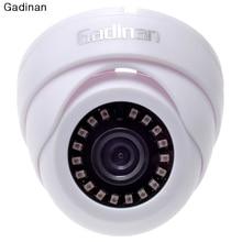 Gadinan IR Night Dome Camera 1 0MP 2 0MP 1080P Surveillance Security Camera CCTV 3 6mm