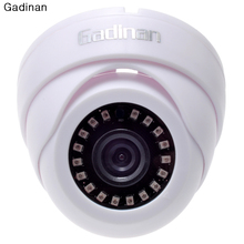 Gadinan IR Night Dome Camera AHDM 1.0MP 1.3MP Surveillance Security Camera AHD-M CCTV 3.6mm Lens 18pcs Laser IR Cut ABS Plastic