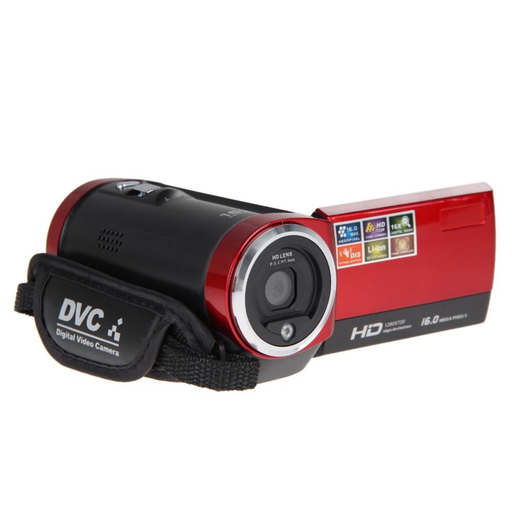 720P 16MP Digital Video Cam Camcorder Camera DV DVR 2 7 TFT LCD 16X ZOOM Camera