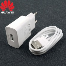 Genuine Huawei Y6 Charger 2A EU Wall Micro usb cable Charge adapter For Huawei p8/p8 lite/P8 Max/Mate 7/Mate 8/Y5 ii Smartphone