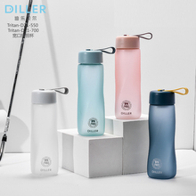 Popular Sports water bottle Portbale tea Filter Bottles For Water Outdoor BPA Free Tritan Drink Bottle Children