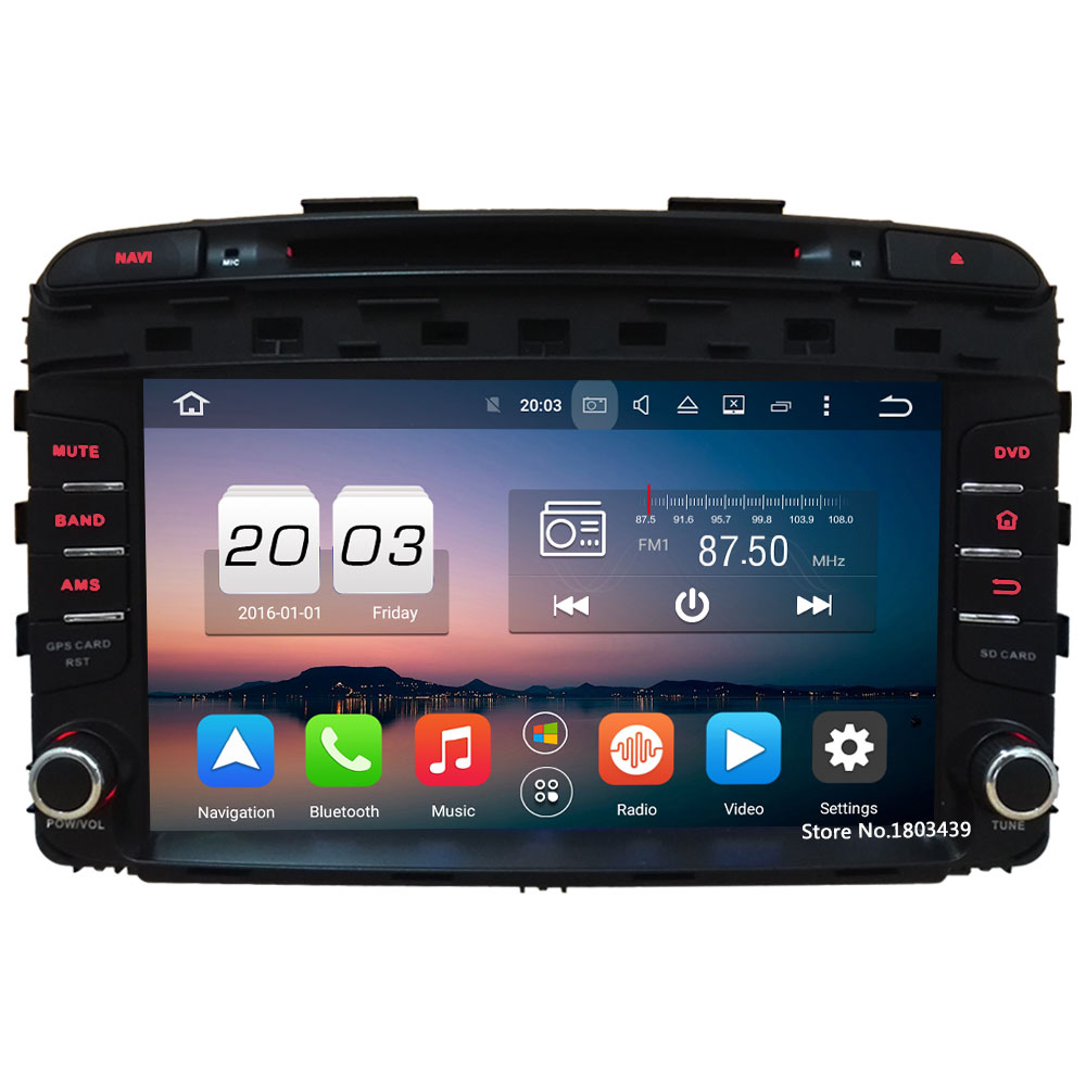 9 4GB RAM 32GB ROM Octa Core Android 6.0 4G WIFI DAB+ Car DVD Multimedia Stereo Radio GPS Player For KIA Sorento 2015 2016 2017 ownice c500 4g sim lte octa 8 core android 6 0 for kia ceed 2013 2015 car dvd player gps navi radio wifi 4g bt 2gb ram 32g rom